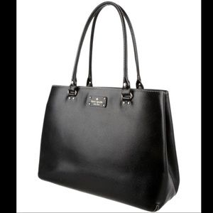 Kate Spade Wellesley Fallon Fallon Tote Leather